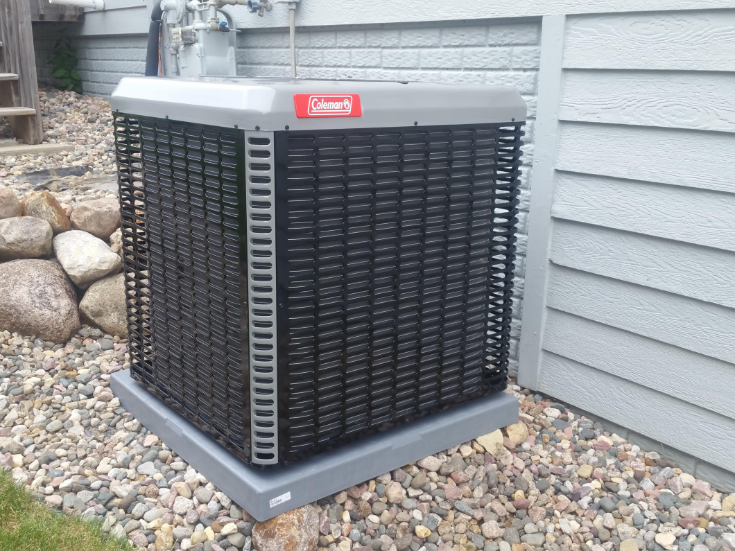 Hire Thorson Heating & Air Conditioning to install your new unit